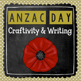 ANZAC Day Craft Activity for Kids | ANZAC Day! | Writing C