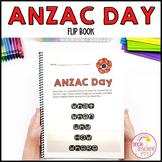 ANZAC Day Flip Book Activity