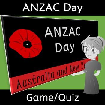 anzac day jeopardy quiz game by kiwiland teachers pay teachers