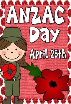 ANZAC Day Poppy