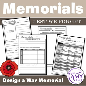 War Memorial Project- Use for ANZAC Day