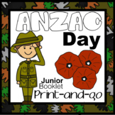 ANZAC Day Resource: Activities: Craft: History: STEM: Lessons: Distance Learning