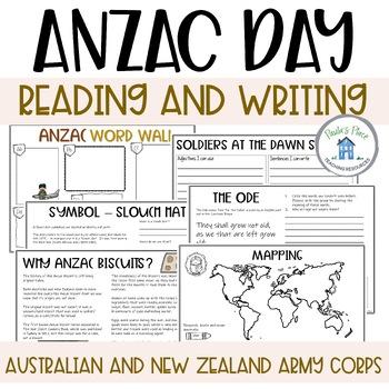 ANZAC Day - Year 3/4