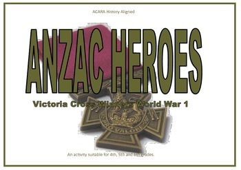 ANZAC DAY Heroes