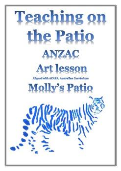 ANZAC Portrait Art Lesson