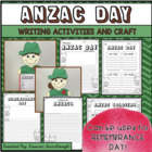 ANZAC day writing and craft