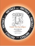 ANiTAiLS: Fischer the King Penguin Story, Crossword, Color