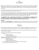 AP 2D Summer Assignment