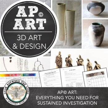 Ap 3d Design Sustained Investigation Everything You Need To Introduce And Teach