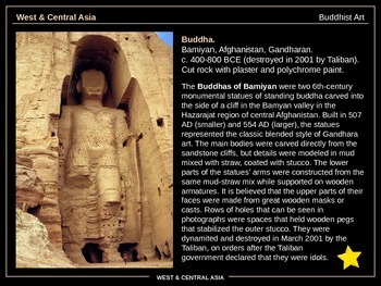 AP ART HISTORY: Section 7 (West & Central Asia) 40 SLIDES