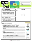 "AP ART ""Plan it Out"" Worksheet"