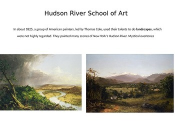 AP American History Art History Review for Exam