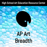 AP Art: Breadth