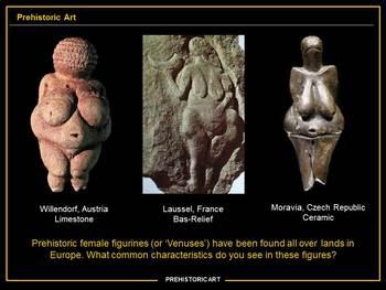 AP ART HISTORY: Section 1 (Prehistoric)