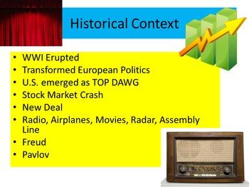 AP Art History-20th Century Art CA4