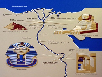 AP Art History: Ancient Egypt, and the Ancient Near East