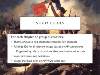 AP Art History Unit 16 (Art of the Americas) Study Guide