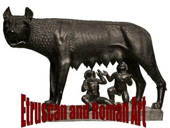 AP Art History: Classical Art-Greek, Etruscan, and Roman Art CA2