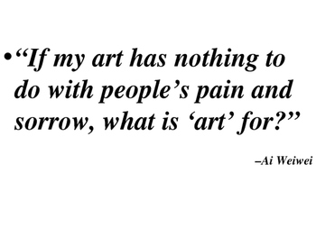 AP Art History Content 10- Global Contemporary Art (1980-Present) Powerpoint