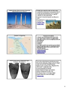 AP Art History Content 2- Ancient Mediterranean Art (3500-300 B.C.E) Notes