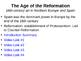 AP Art History Content 3, part 3- Reformation & Baroque Art