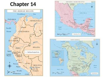 AP Art History Content 5- Indigenous Americas Powerpoint