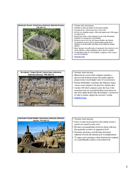 AP Art History Content 8- South, East, and Southeast Asian Art NOTES