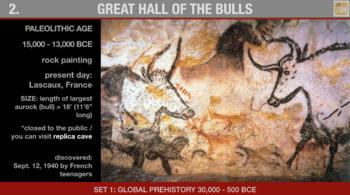AP Art History Content Area 1 Slideshow