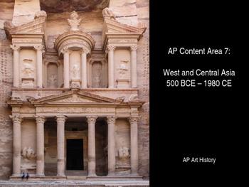 AP Art History Content Area 7 Review