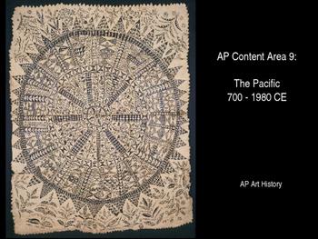 AP Art History Content Area 9 Review
