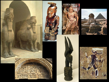 AP Art History Cross-Cultural Connections PowerPoint