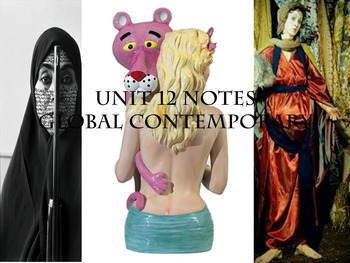 AP Art History: Global Contemporary Unit CA10