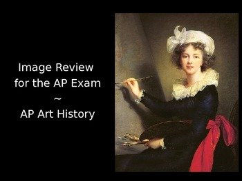 AP Art History Image Review for AP Exam