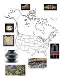 AP Art History Indigenous Map: Native American