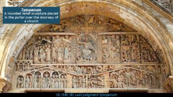 AP Art History Unit 9 (Romanesque Art) PPT
