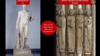 AP Art History Unit 10 (Gothic Art) PPT