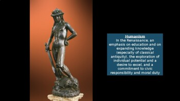 AP Art History Unit 21 - 15th c. Italian Renaissance