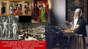 AP Art History Unit 25 - 17th c. Northern Baroque