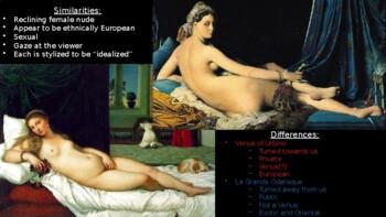 AP Art History Unit 27 - 1st Half of 19th Century European Art