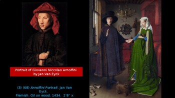 AP Art History Unit 20 - 15th c. Northern Renaissance