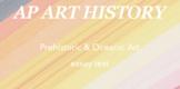 AP Art History : Prehistoric and Oceanic Art essay test