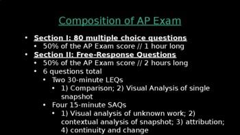 AP Art History Preparation for the Exam