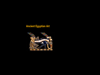 AP Art History Unit 2 Ancient Egypt Powerpoint