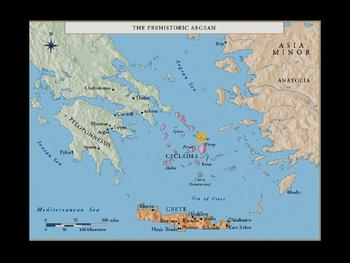 AP Art History Unit 3 Minoan & Mycenean Powerpoint
