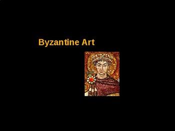 AP Art History Unit 4 Byzantine Powerpoint