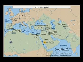 AP Art History Unit 5 Islamic Powerpoint