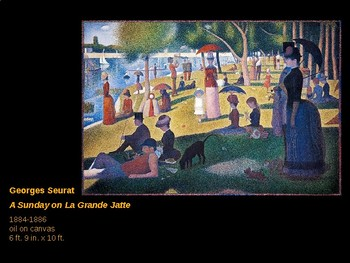AP Art History Unit 8 Post-Impressionism & Fin-de-Siecle Powerpoint