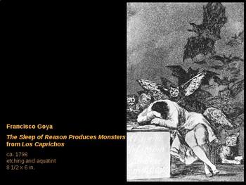 AP Art History Unit 8 Romanticism Powerpoint