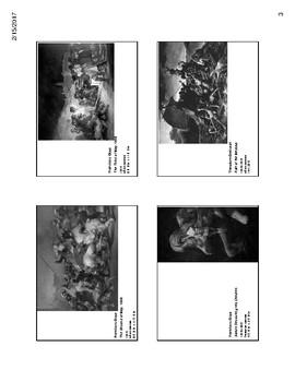 AP Art History Unit 8 Workbook for 19th Century Europe
