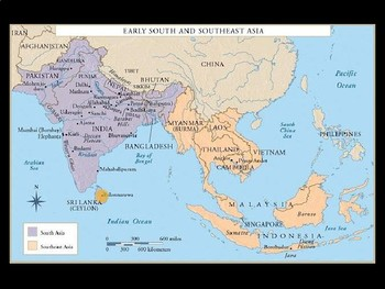 AP Art History Unit 9 India & SE Asia Powerpoint